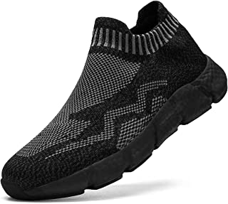 FUJEAK Sneaker Casual da Uomo Scarpe da Running Corsa Uomo Ginnastica Camminata Casual Jogging Trekking Tennis Mesh Basket...
