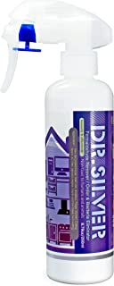 DR.SILVER Deodorizer Spray, Multi-Purpose for Home Odor Remover, Instantly Odor Remover for Carpet, Mattress, Fabric, Kitchen, Trash Can. Safety and Environment-Friendly