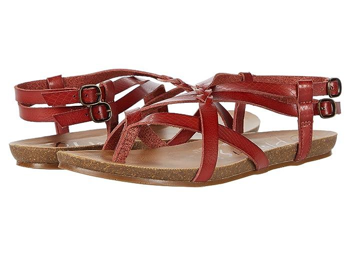 Blowfish  Gineh (Masala Exotic Die Cut) Womens Sandals
