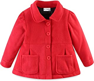 Mud Kingdom Little Girl Fleece Jacket Coat