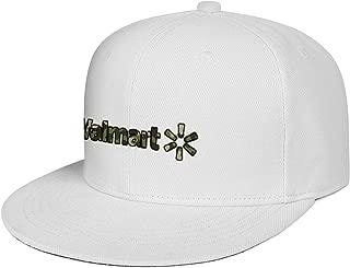 ZTUO Walmart-Army-Camouflage-Near-me- Flat Brim Baseball Cap Street Dancing Travel Hat