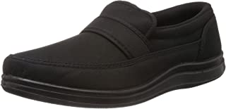 Liberty Gliders (from Men's Black Canvas Boat Shoes - 8 UK (3070005100420)
