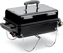 Weber 1141001 - Parrilla de gas para cualquier lugar, talla única, color negro