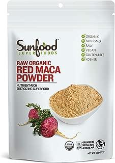 Mejor Red Maca Powder de 2020 - Mejor valorados y revisados