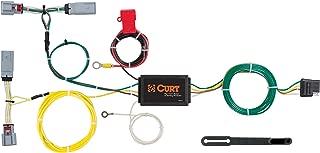 CURT 56235 Vehicle-Side Custom 4-Pin Trailer Wiring Harness for Select Chrysler 300C, Chrysler 300S