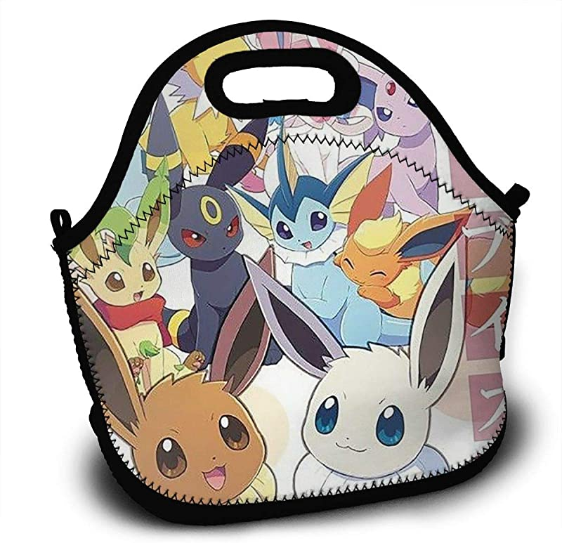 LOVEXIA E Eve E Lunch Tote OFEILY Lunch Boxes Lunch Bags With Fine Neoprene Material Waterproof Picnic Lunch Bag Mom Bag