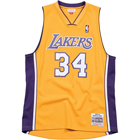 M&N Shaquille O'Neal NBA Classic Swingman Jersey 2.0 - Camiseta (talla M)