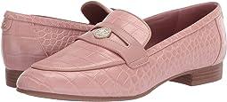 Cameo Pink Exotic Croco/Fine Nappa