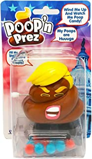 Donald Trump Poop N Prez Candy Emoji Pooper Dispenser