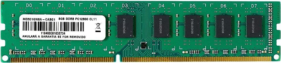 Módulo De Memória Multilaser Dimm Ddr3 8Gb Pc3-12800 -