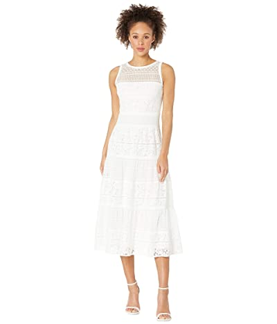 LAUREN Ralph Lauren Lace Sleeveless Maxi Dress Women