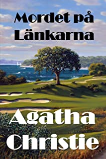 Mordet pa Lankarna: Murder on the Links, Swedish edition