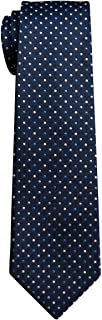 Vintage Three-Color Polka Dots Woven Boy's Tie - 8-10 years - Various Colors