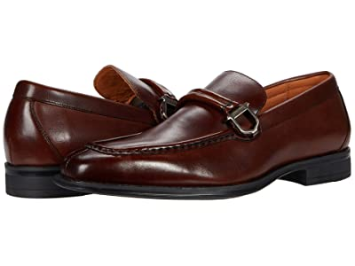 Stacy Adams Pernell Slip-On Loafer (Cognac) Men