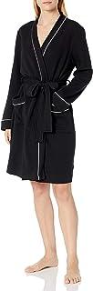 Amazon Essentials Women's Lightweight Waffle Mid-Length Robe