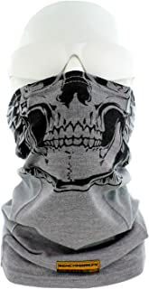 Flame Resistant Face Mask Neck Gaiter, USA Made, 6.4 Cal, Lightweight, Soft FRC