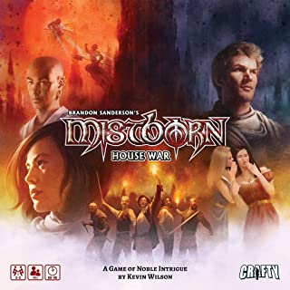 Best mistborn board game Reviews