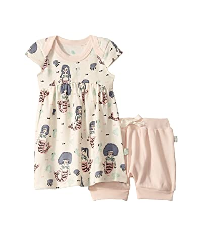 finn + emma Dress with Bloomer (Infant/Toddler) (Mermaids) Girl
