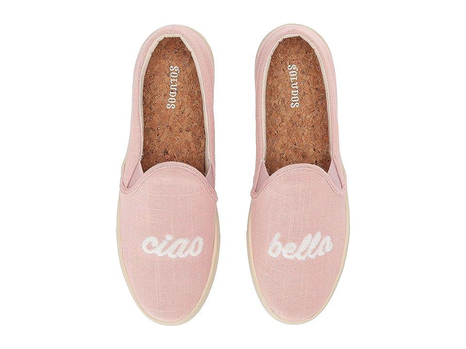 Soludos Ciao Bella Sneaker (Dusty Rose) Women