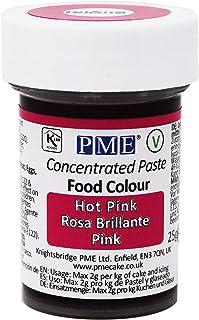 Colorante Alimenticio PME Rosa Llamativo 25 g