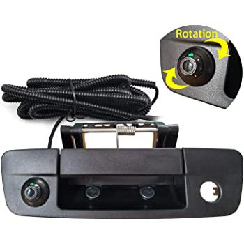 Master Tailgaters Tailgate Backup Camera OE Replacement Part# 56054164AB for Dodge Ram 2009-2012 CMC-DR09OE