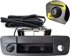 Dodge Ram Rear View Camera Backup Tailgate Handle Camera Car Camera Vehicle Specific Camera for Dodge Ram Years 2009-2012,Tailgate Door Handle Camera(Color: Black)