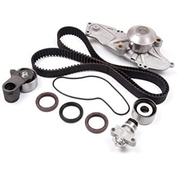 CTCAUTO Timing belt kits Compatible for 1997-1999 2001-2003 Acura CL 2001-2002 Acura MDX 1999-2003 Acura TL 1998-2002 Honda Accord 1999-2004 Honda Odyssey