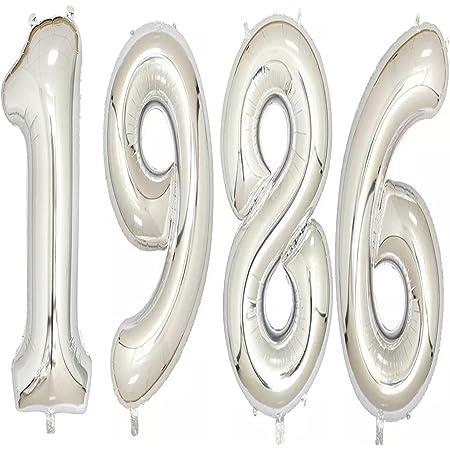 40 86 Balloons Eighty Six Balloons 86 Birthday Balloons Rose Gold 86 Jumbo Balloons 86 Giant Number Balloons 86 Rose Gold Balloons