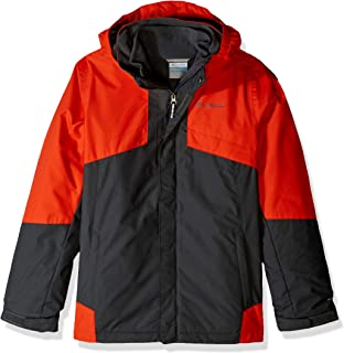 Columbia Boys Bugaboo II Fleece Interchange Jacket