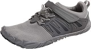 PAGCURSU Men's Minimalist Trail Running Barefoot Shoes | Wide Toe Box