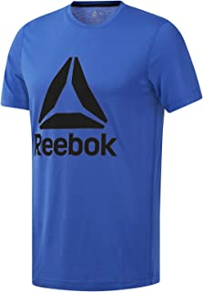 Reebok Men's Workout Ready Supremium Graphic T-Shirt