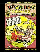 """Tiny Tot Comics Treasury: Gwandanaland Comics #3219 -- The Classic """"Pre-Trend"""" EC Publication -- Public Domain Issues #1-5"""