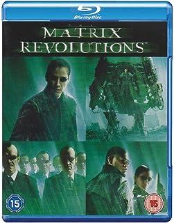 The Matrix Revolutions [Blu-ray] [2003] [Region Free]