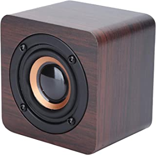 $20 » Vbestlife Wooden Mini Speaker,Portable 1200mah Wireless Loudspeaker Box,for Playing Music,for Party/Family/Indoor/Outdoor