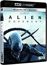 Alien Covenant 4k Uhd [Blu-ray]