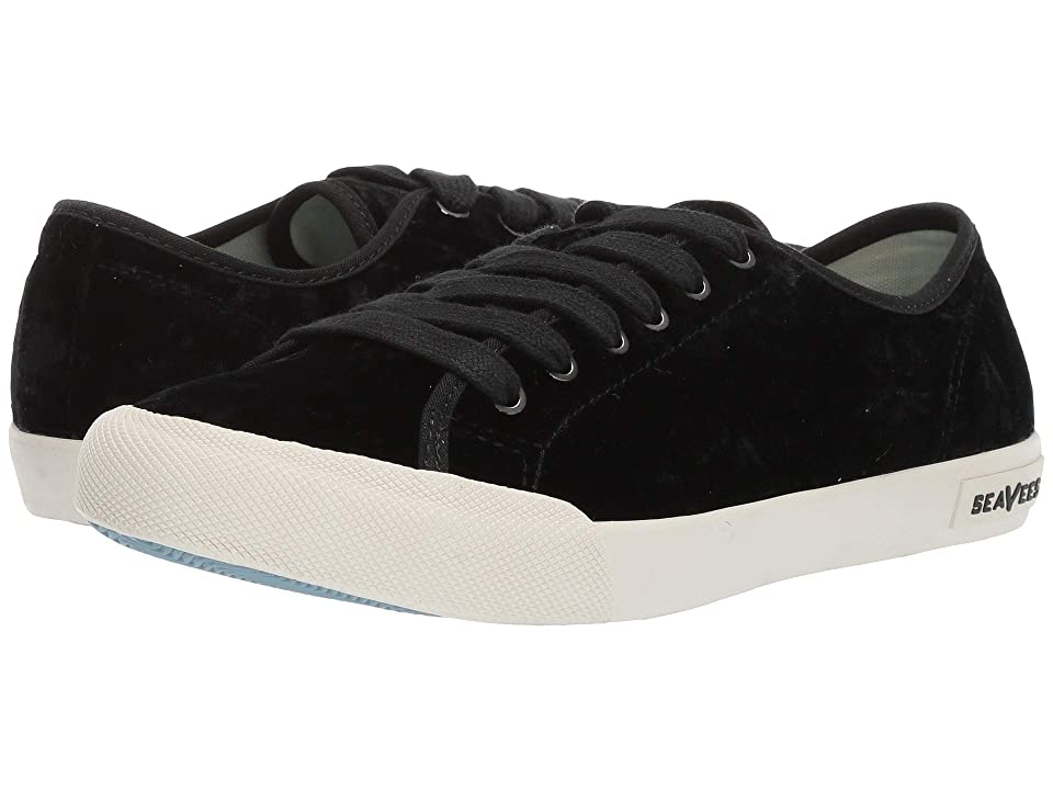 SeaVees Monterey Sneaker Crush (Black) Women