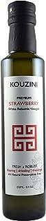 Kouzini White Strawberry Balsamic Vinegar (Limited time edition)