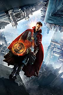 Posters USA - Marvel Doctor Strange Textless Movie Poster GLOSSY FINISH - MOV382 (24