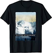 Revelstoke T Shirt Ski Snowboard Canada Skiing Apparel Cool