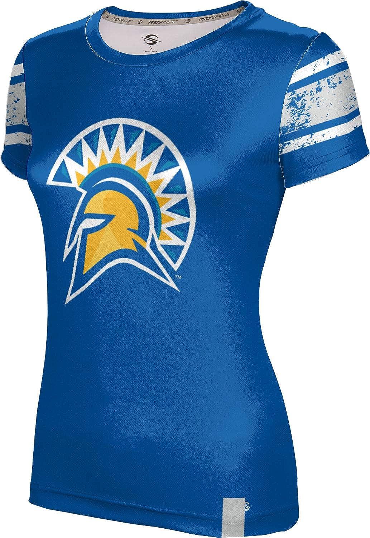 ProSphere San Jose State University Girls' Performance T-Shirt (End Zone)