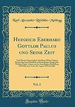 Mejor Heinrich Eberhard Gottlob Paulus