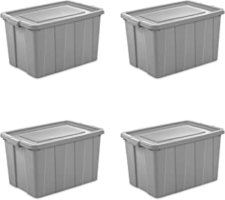 Best 30 gallon storage tote Reviews