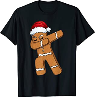 - T-Shirts Its The yummiest time of The Year Typography 3dRose Stamp City Photo of a Stuffed Gingerbread Man