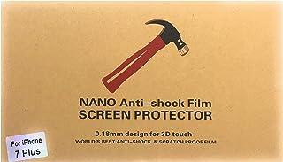 9H Nano Coating Screen Protector For Iphone 7 Plus / 8 Plus