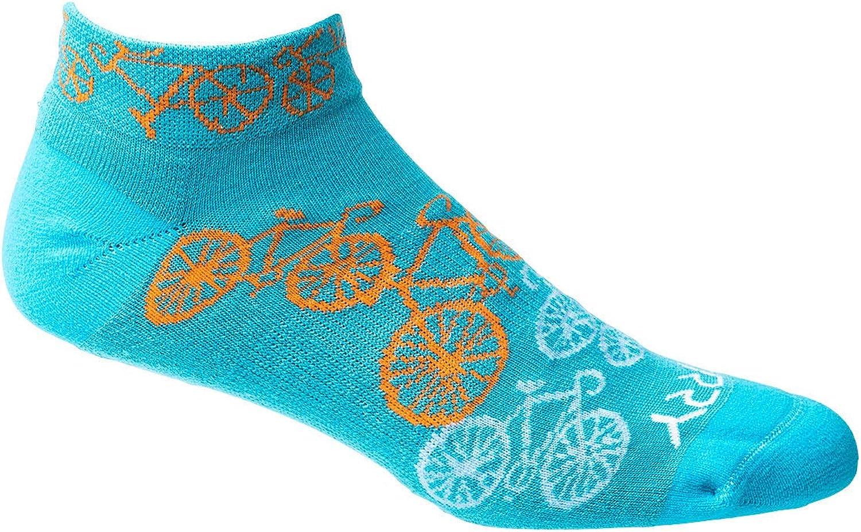 Terry Air Branded goods Stream Socks - Women's C Cycling Mesh Ventilating Sacramento Mall Bike
