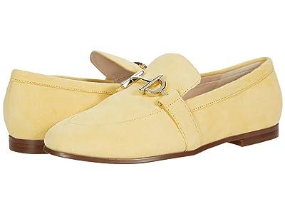 Cole Haan Modern Classics Loafer (Golden Haze Suede) Women