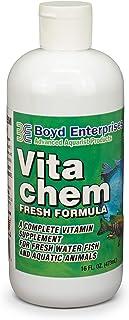 Boyd Enterprises ABE16710 Freshwater Vitachem for Aquarium, 16-Ounce