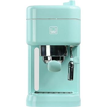 Briel ES 14VE Special Edition Cafetera espresso, 1260 W, Plástico, Verde: Amazon.es: Hogar