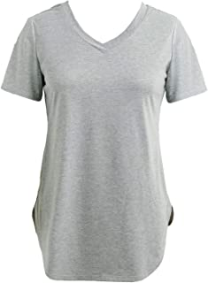 BlountDecor Trend t-Shirt,Monochrome Ornate Design Fashion Personality Customization