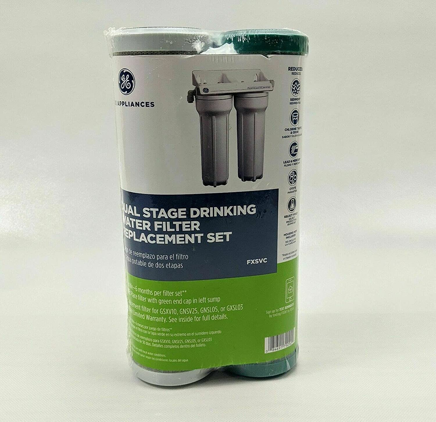Compatible with GE FXSVC StaCompatible Wat Outstanding Dual Drinking Direct sale of manufacturer
